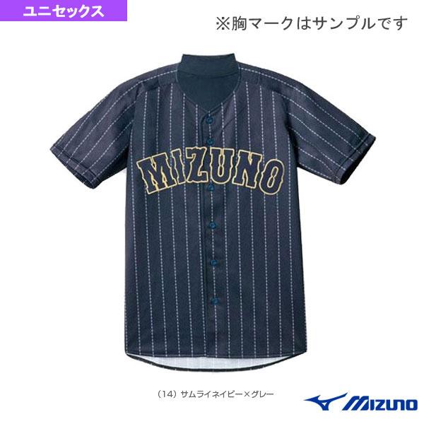 ユニフォームシャツ/オープンタイプ/2014侍ジャパン・ビジターモデル(12JC7F2014)