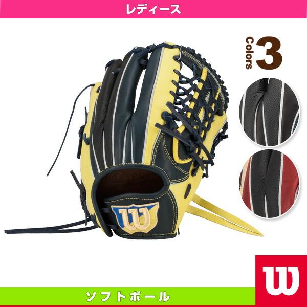 Wilson Queen/女子ソフトボール用グラブ/オールラウンド用(WTASQQ55F)