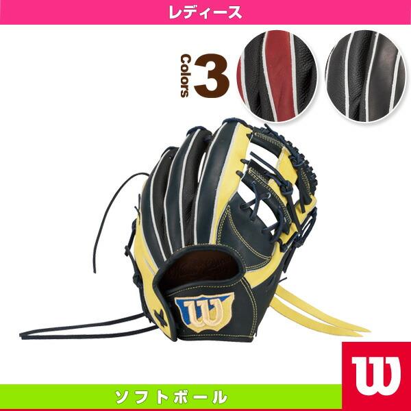 Wilson Queen/女子ソフトボール用グラブ/内野手用(WTASQQ5DH)