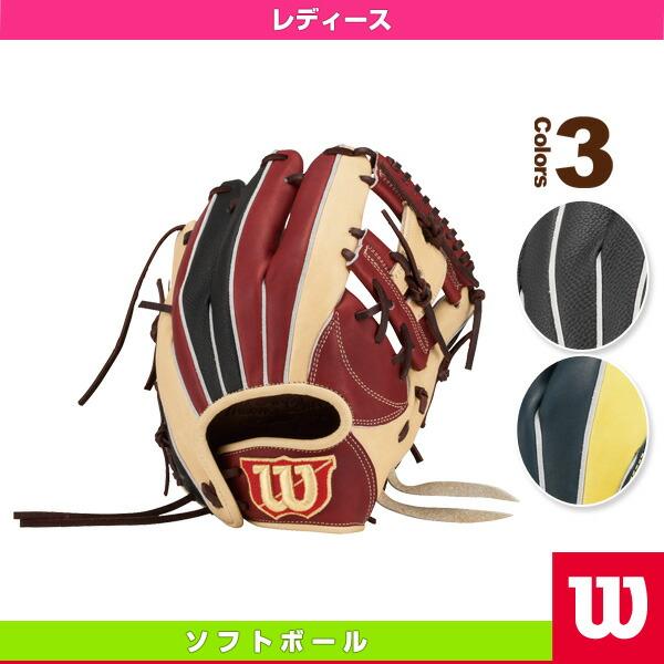 Wilson Queen/女子ソフトボール用グラブ/内野手用(WTASQQ6MH)