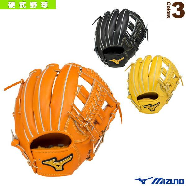ミズノプロ フィンガーコアテクノロジー/硬式・内野手(4/6)用グラブ/ポケットウェブ下タイプ(1AJGH16023)