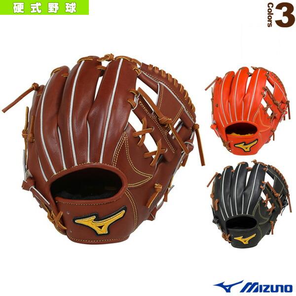 ミズノプロ フィンガーコアテクノロジー/硬式・内野手(4/6)用グラブ/ポケット正面タイプ(1AJGH16113)