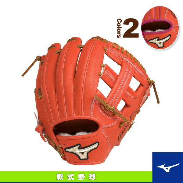 グローバルエリート/ブランドアンバサダーモデル/軟式用グラブ/K型/内野手用(1AJGR17503)