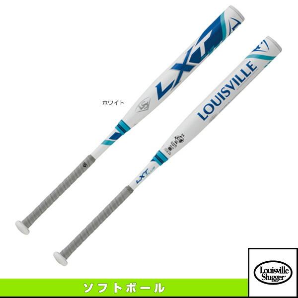 ルイスビル LXT PLUS/ソフトボール用バット/ 革・ゴム3号用/反発基準対応モデル(WTLJKS18X)