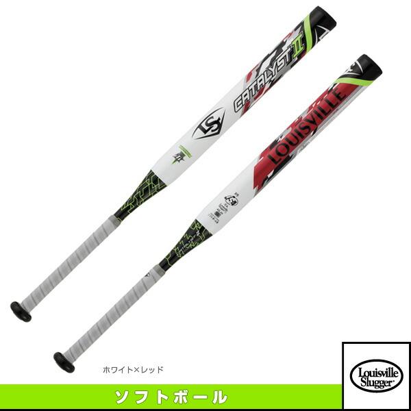 ルイスビル カタリストII TI/ソフトボール用バット/2号用(WTLJYS18M)