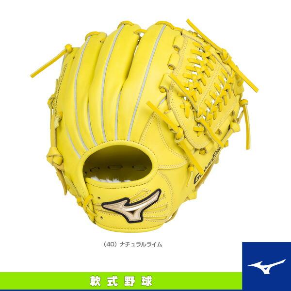 グローバルエリート ゴールデンエイジ/軟式・内野手用H3グラブ(1AJGY17013)