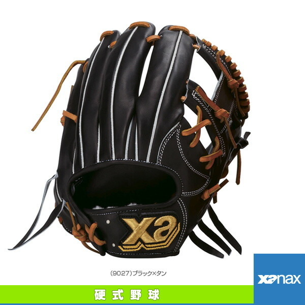 TRUST-X/トラストエックスシリーズ/ 硬式用グラブ/内野手用(BHG-52115)