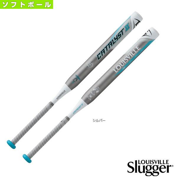 【予約】ルイスビル カタリスト2 TI/ソフトボール用バット/2号用(WTLJYS19M)