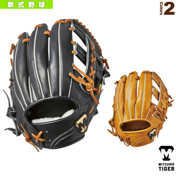Revol Tiger/レボルタイガーシリーズ/軟式・内野手用グラブ(RGT19H3B)
