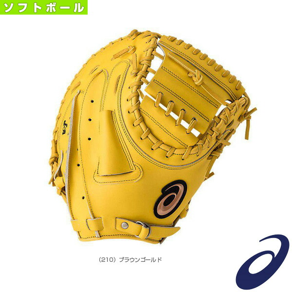 DIVE/ダイブ/ソフトボール用ミット/捕手用(BGS8BC)