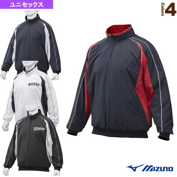ハーフZIPジャケット(12JE9V49)