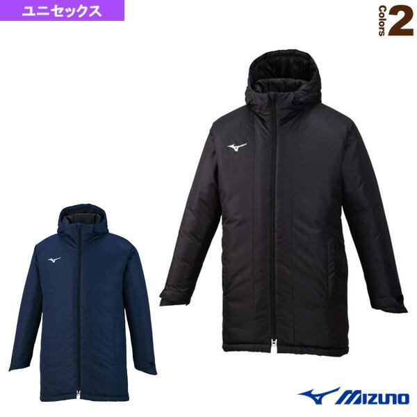 中綿ブレスサーモミドル丈コート/ユニセックス(32ME9650)