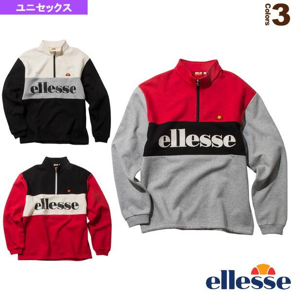 カラーブロックスウェットハーフジップ/Color Block Sweat Half Zip/ユニセックス(EH39304)