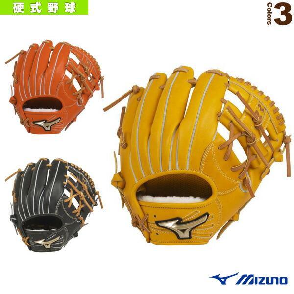グローバルエリート H Selection 02+プラス/硬式・内野手用グラブ/ポケット正面タイプ(1AJGH22403)