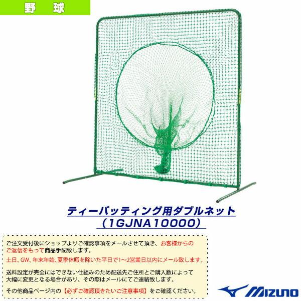 [送料お見積り]ティーバッティング用ダブルネット(1GJNA10000)