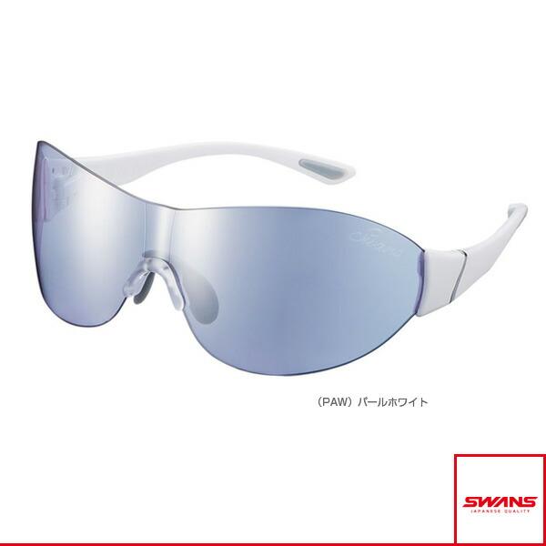 SOU FEEL(ソウフィール)ミラーレンズモデル/パールホワイト/シルバーミラー×アイスブルー(SOUF-0714 PAW)