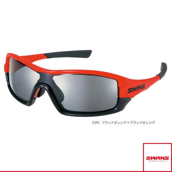 STRIX・I/ミラーレンズモデル/ブラッドオレンジ/シルバーミラー×スモーク(STRIX I-0701 OR)