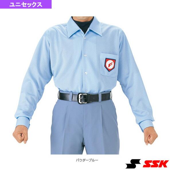 審判用長袖メッシュシャツ/3シーズンモデル(UPW015)