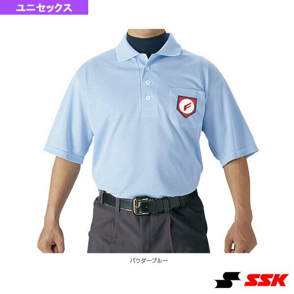 審判用半袖ポロシャツ/夏モデル(UPW027)