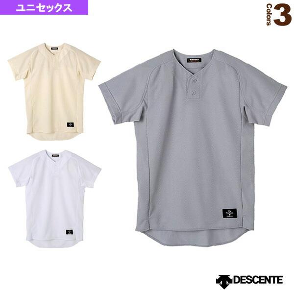ハーフボタンシャツ/レギュラーシルエット/試合用ユニフォームシャツ(STD-30TA)