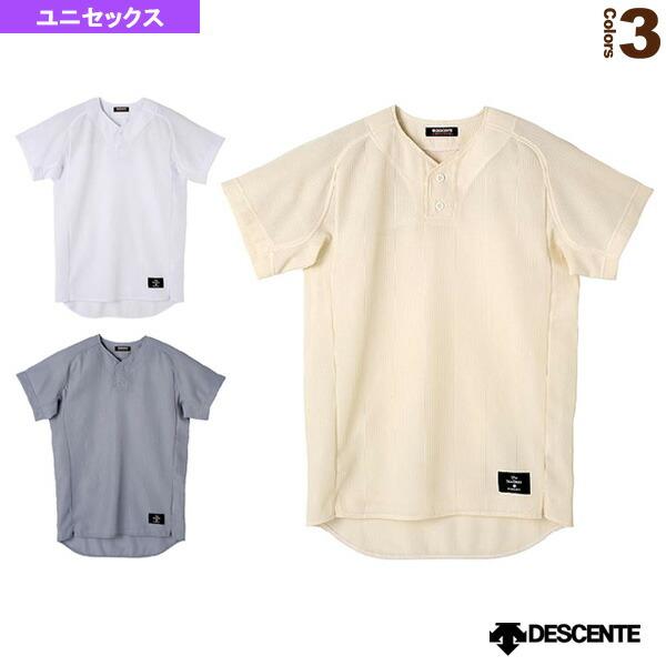 ハーフボタンシャツ/レギュラーシルエット/試合用ユニフォームシャツ(STD-52TA)