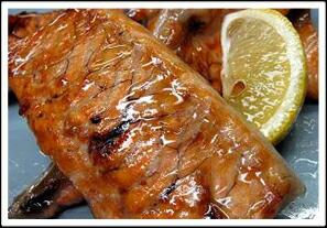 鮭の味噌漬け2