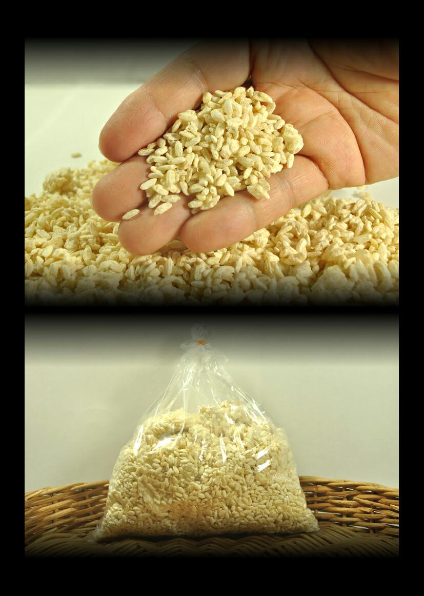 米麹のアップ