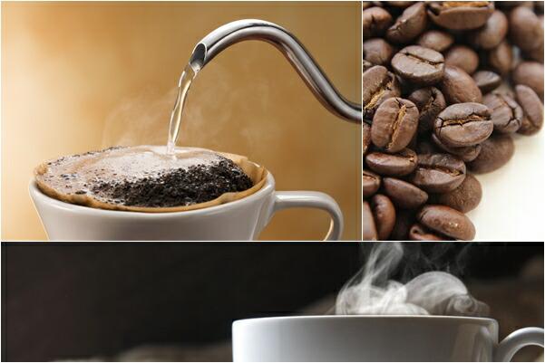 コーヒーのお話し いろいろコーヒーイメージ