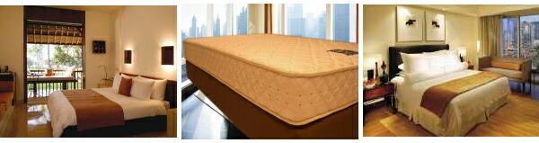ホテルのベッドやマットレスを販売しています サータ「SERTA」のベッド