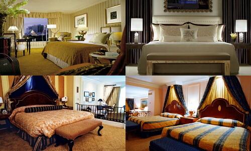 ホテル客室事例 サータ ホテル ベッド パーフェクトスリーパーホテルベッド