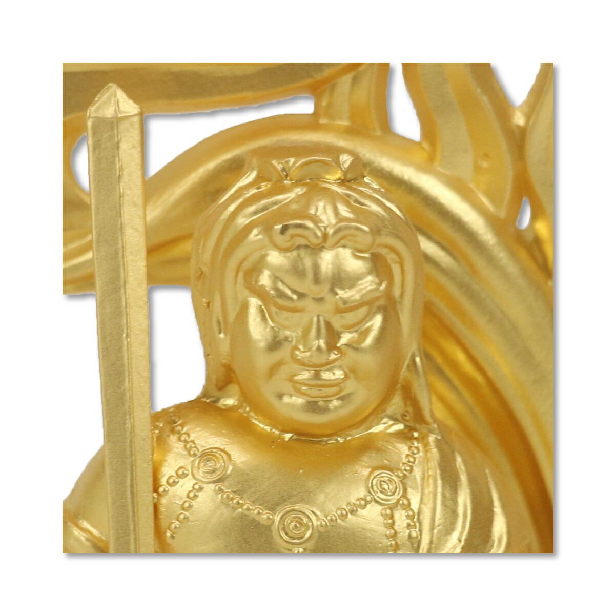 仏像 不動明王 15cm