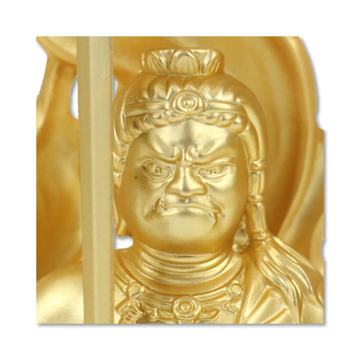 仏像 不動明王 15.5cm