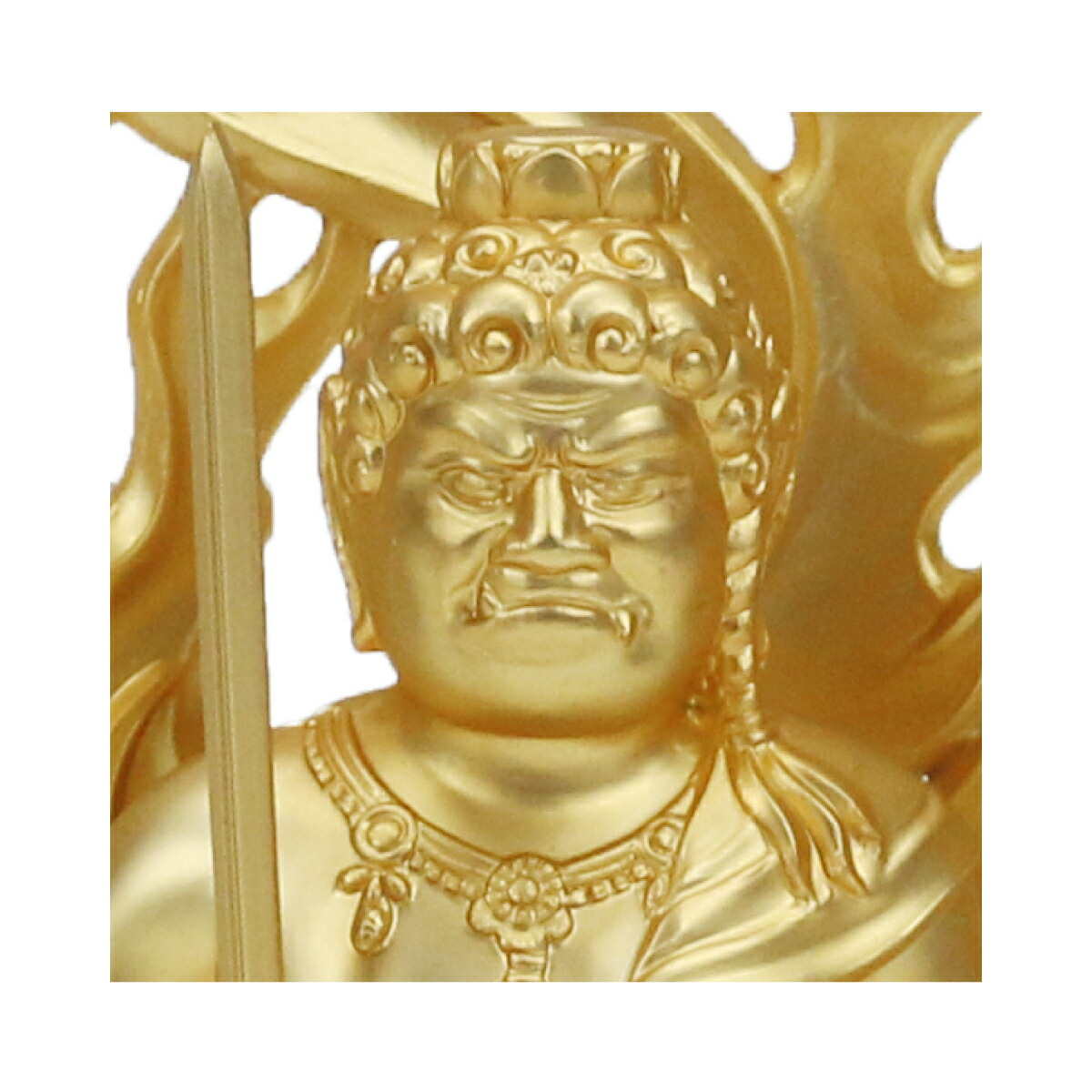仏像 不動明王 21cm
