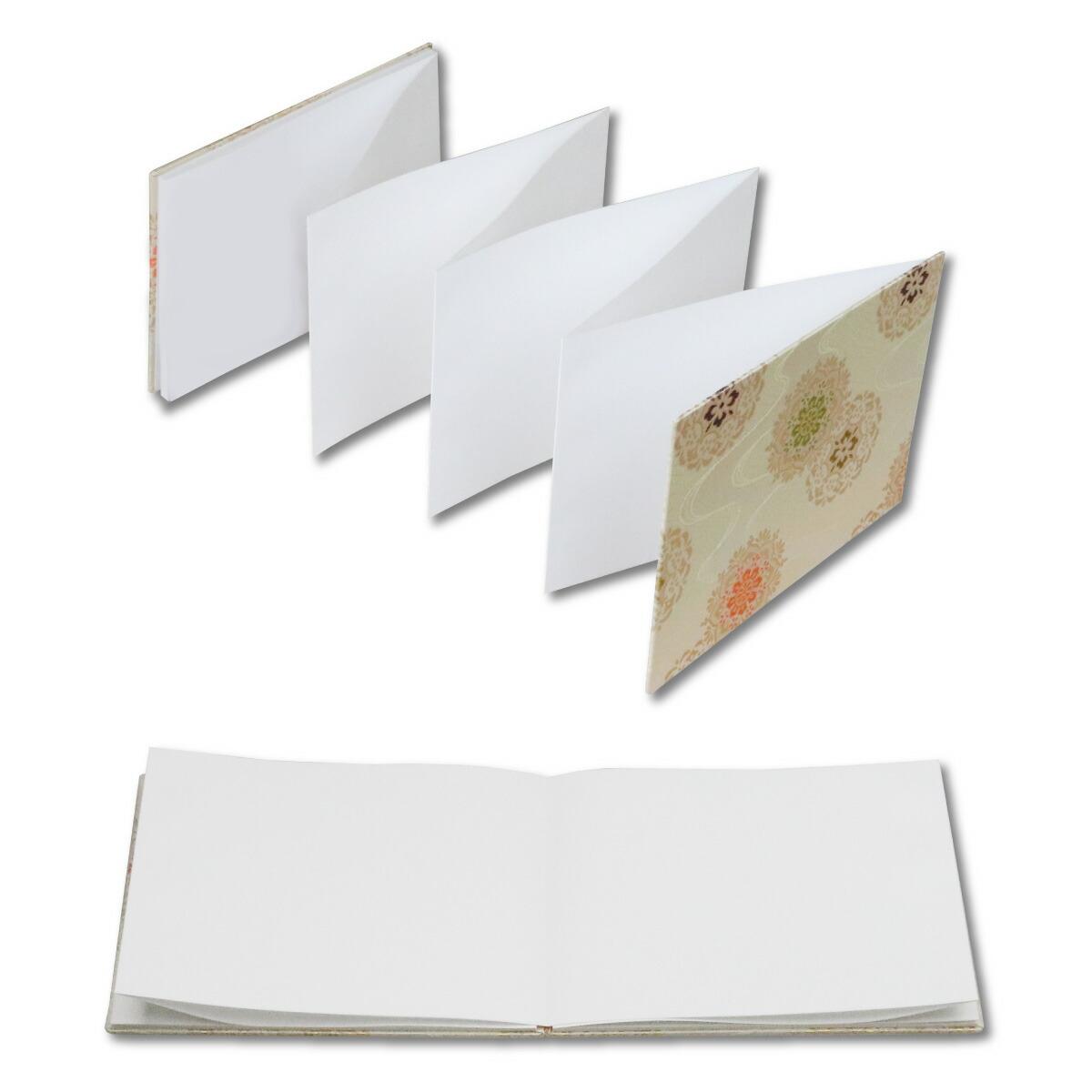 御朱印帳 見開き 46ページ 特大サイズ