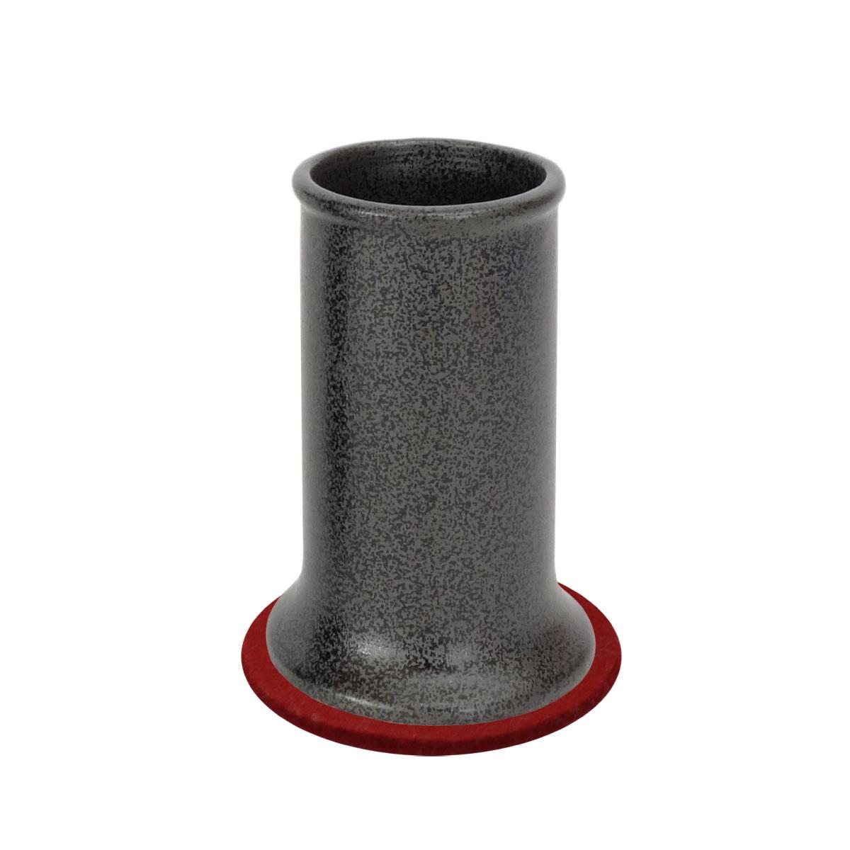 プチルミナス彩専用花瓶(黒結晶)
