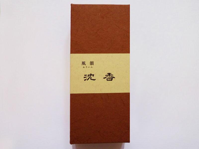 【線香】風韻沈香15g