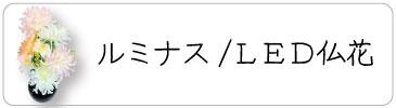 ルミナス/LED仏花