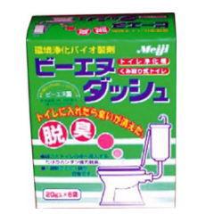 トイレ用消臭剤 ビーエヌダッシュ