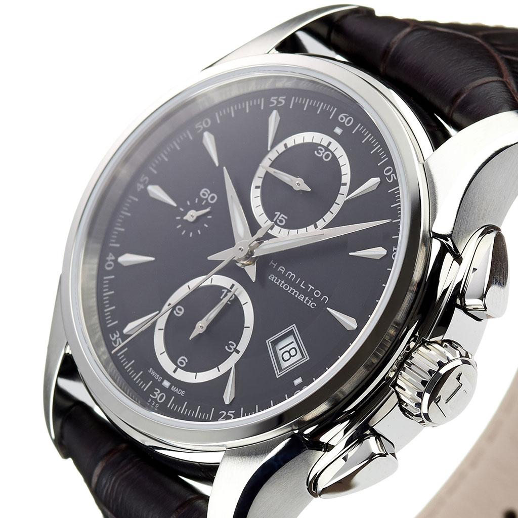 super popular 9a768 ea63b ギフト JAZZMASTER [ 腕時計 自動巻き 男性 ハミルトン 機械式 ...
