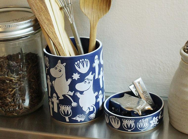 さりげなくおしゃれ♪大人可愛いシンプルなムーミンデザインのキッチンアイテム、おすすめを知りたい!