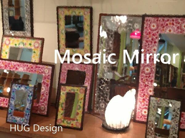 HUG ONLINE SHOP/Mosaic Mirror