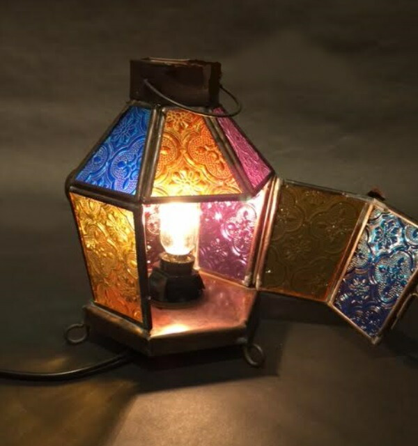 HUG ONLINE SHOP/Moroccan Table Lamp