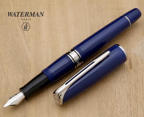 Waterman charlston ct 18 f for Waterman 16