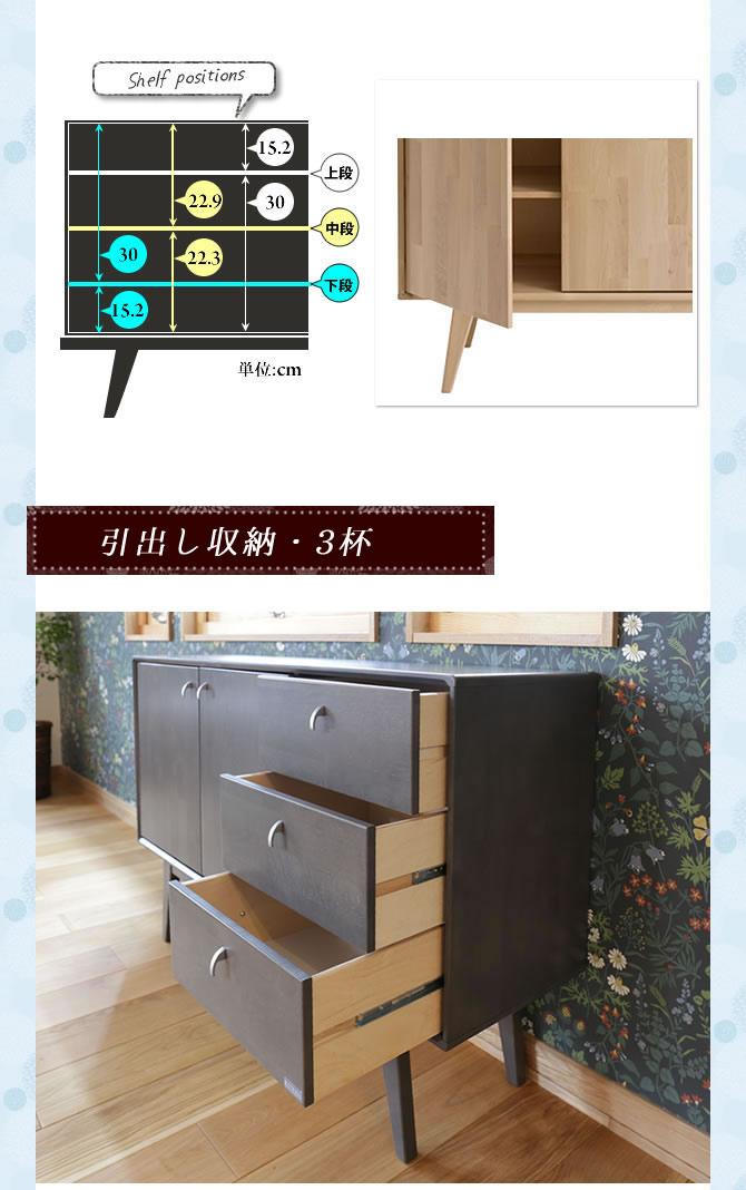 シンプルなベンチチェアはコンソールテーブル風にも活用できそうです。