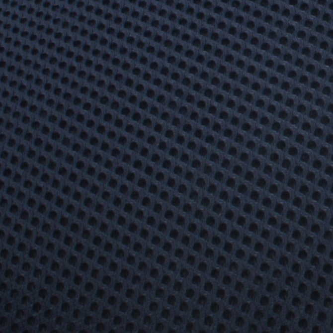 ブレスエアー ベッドパッド シングル 裏地:3Dダブルラッセル織メッシュ地。