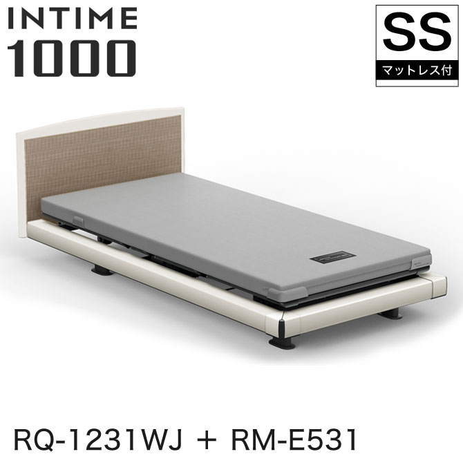 INTIME1000 RQ-1231WJ + RM-E531
