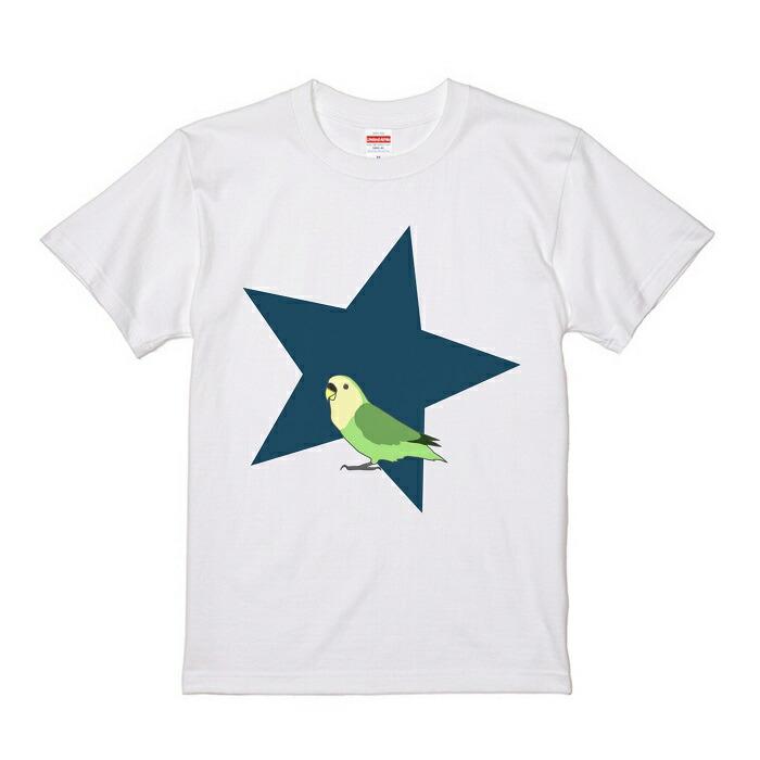 インコTシャツ