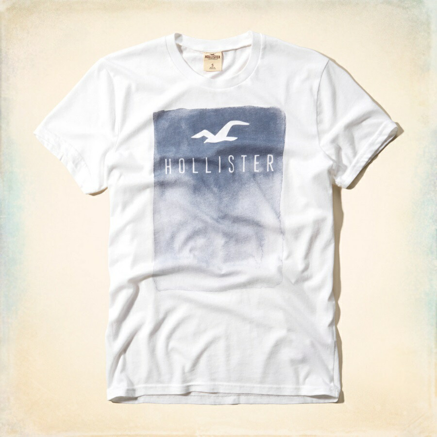 Hype rakuten global market hollister t shirt mens Hollister design