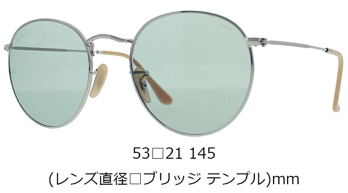 Ray-Ban RB3447 9065I5 53 mm/21 mm bBHeZI