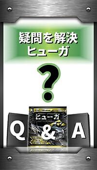 疑問を解決 ヒューガQ&A